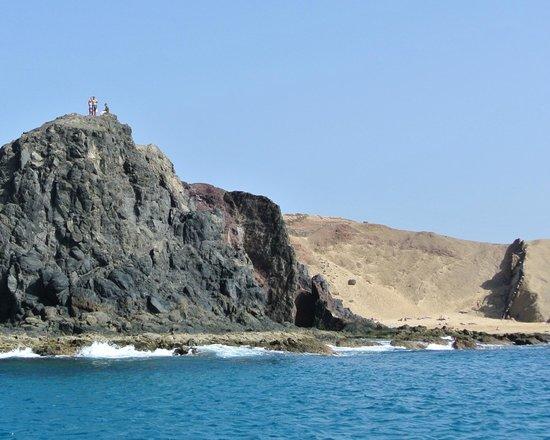 Waverider Lanzarote- Day Tours: Waverider Lanzarote 2 hour Coastal Adventure RIB Safari, Papagayo