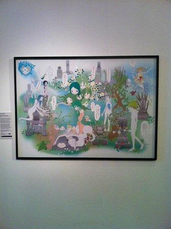 Aberdeen Art Gallery: Nice painting