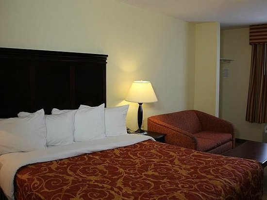 InTown Suites Bowling Green Extended Stay Hotel : One Bedroom Suite