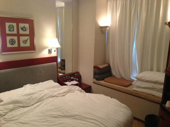 The Charterhouse Causeway Bay Hotel: room