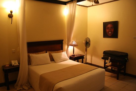 Cassia Lodge : typical bedroom