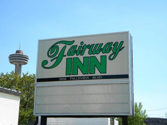 Fairway Motor Inn: Fairway Inn