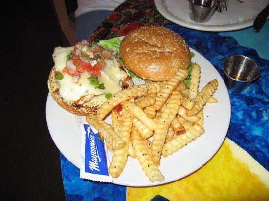 Starlight Theatre : Chicken Sandwich