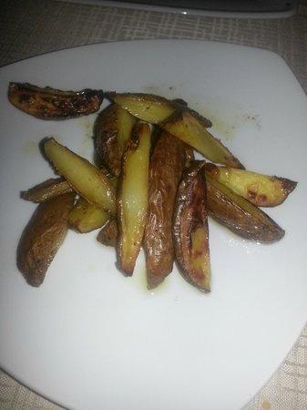 Le Cinque Porte: patate novelle al forno