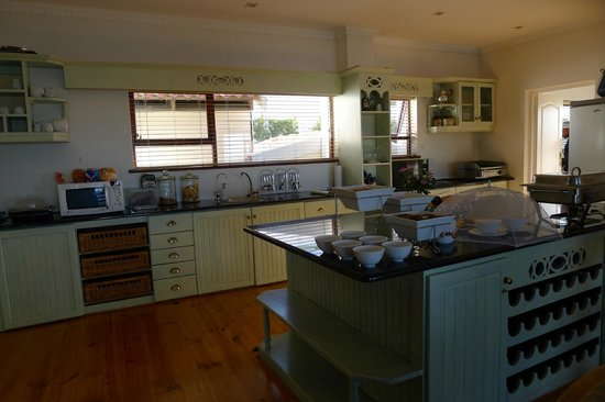 Atlantic Guest House : kitchen