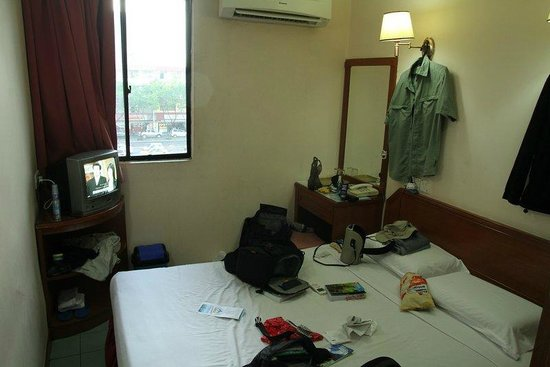 Pantai Inn: Room no 307