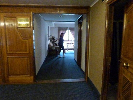 Exe Hotel Cataratas: Interiores