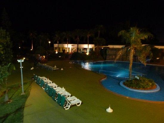 Exe Hotel Cataratas: Vista desde la habitación