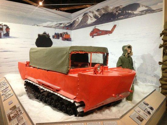 U.S. Army Transportation Museum: M-29 Weasel circa 1942