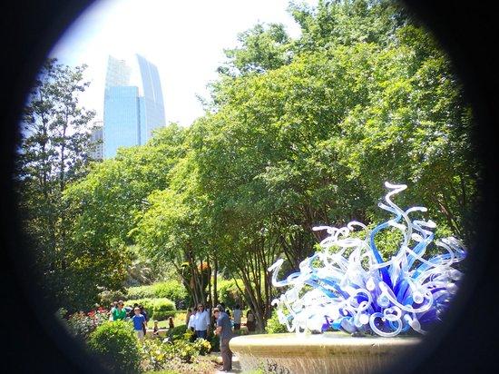 Greenhouse Sculpture Picture Of Atlanta Botanical Garden Atlanta Tripadvisor