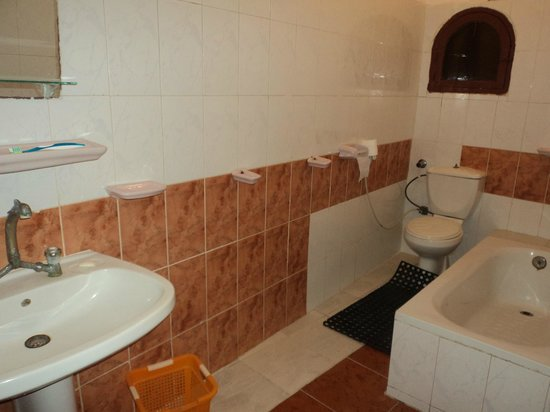 Dahab Plaza Hotel: Bathroom