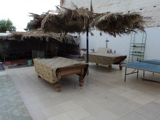 Dahab Plaza Hotel: chill area