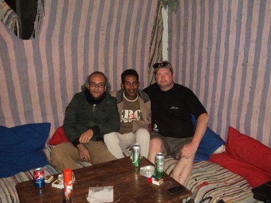 Dahab Plaza Hotel: staff