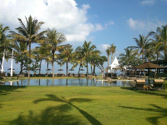 The Samaya Bali Seminyak: 游泳池之一