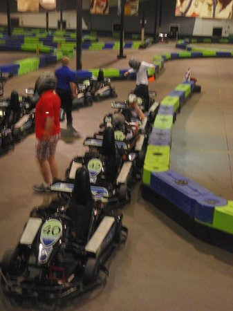‪Andretti Indoor Karting and Games - Roswell‬