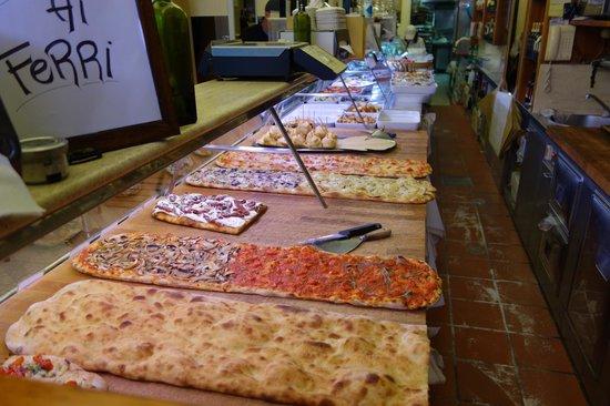 Taverna Volpetti: Yummy!