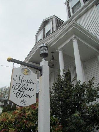 Martin House Inn : The Martin House