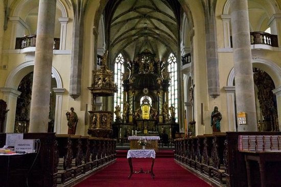 Nativity of Virgin Mary Archdean Church