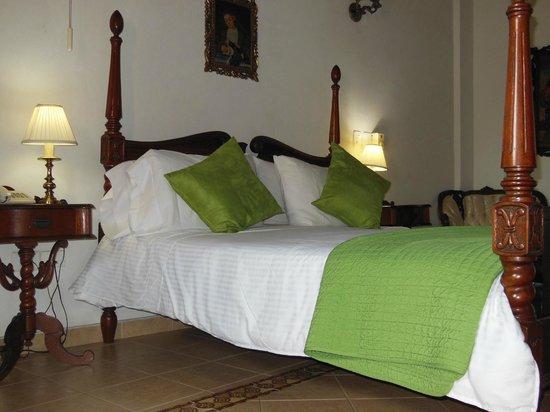 Hotel Casa del Curato : Habitacion con Balcon