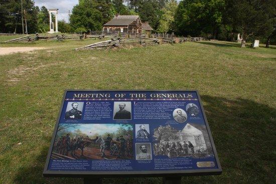 Bennett Place Historic Site : Bennet Place