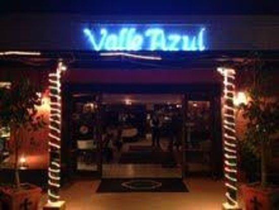 Valle Azul Restaurante: valle Azul Entrance