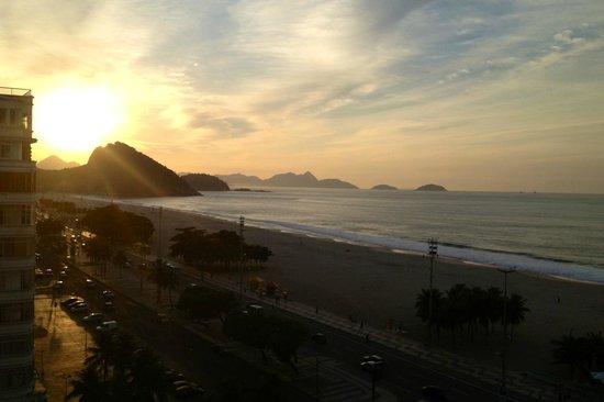 Belmond Copacabana Palace: MMmm, bikes from the Hotel got us to Ipanema