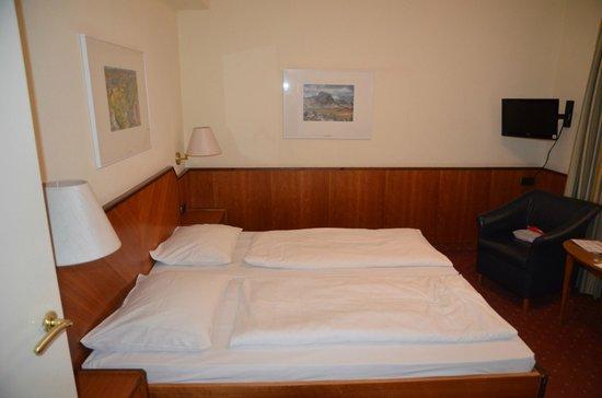 Novum Hotel Rieker Stuttgart Hauptbahnhof: Room