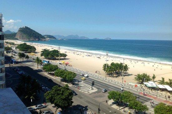 Belmond Copacabana Palace: View from my Balcony