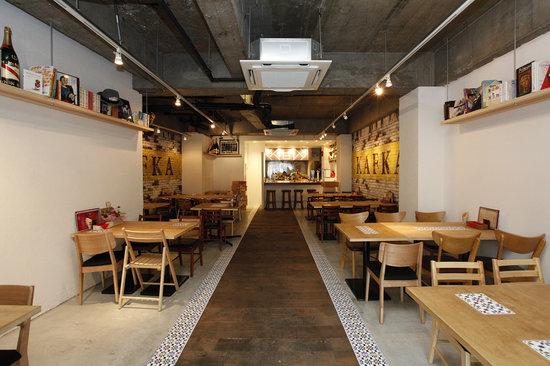 Yoru Cafe Italian Kafka
