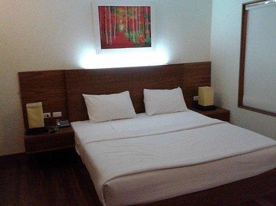 Baan Saikao Plaza Hotel& Service Apartment: Bed