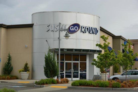 Sushi Go Round 360 Galaxy Dr NE, Lacey, WA