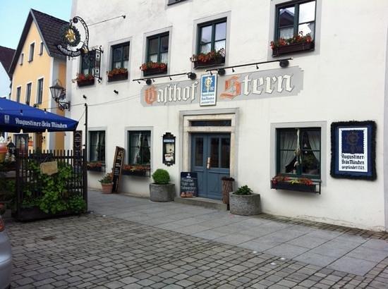 Beilngries, Alemanha: Gasthof Stern