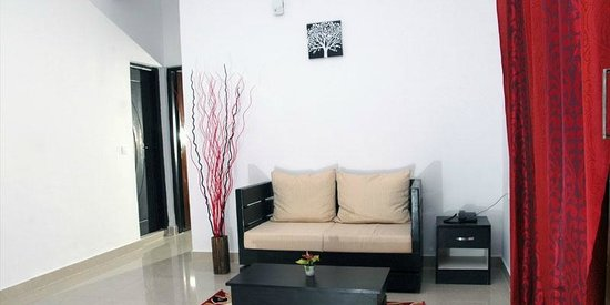 Varsha Enclave: Living Area