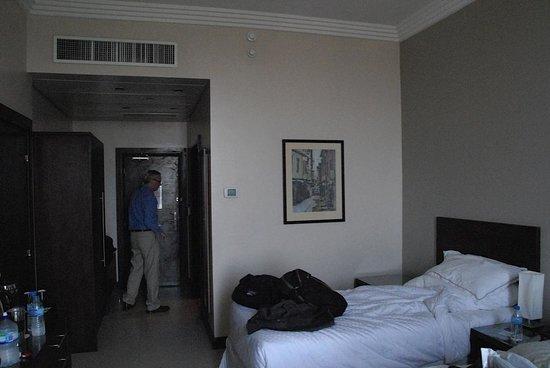 فور بوينتس باي شيراتون لاجوس: room