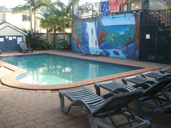 Byron Bay YHA: Swimming pool