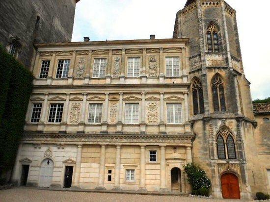 Le Duché façade Renaissance