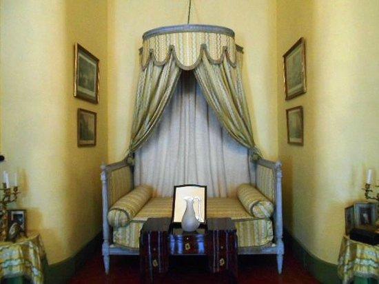 Le Duché : La Chambre jaune