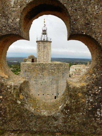 Le Duché : Vue depuis le Donjon