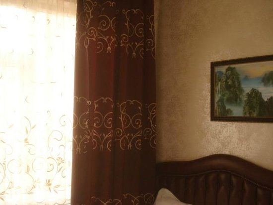 Hurriyet Hotel: small room