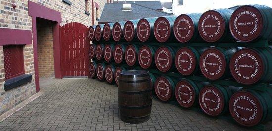 Bushmills Distillery : 4