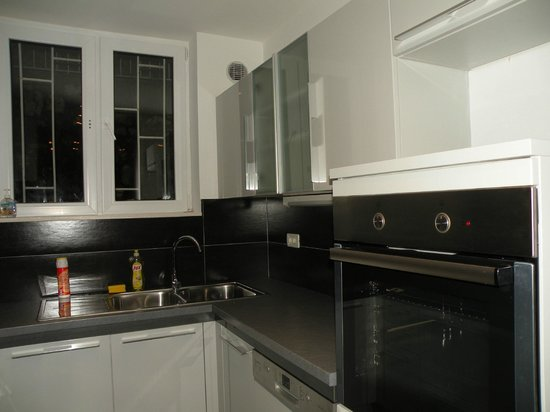 Villa Rosa: Кухня
