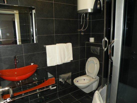 فيلا روزا: Ванная комната