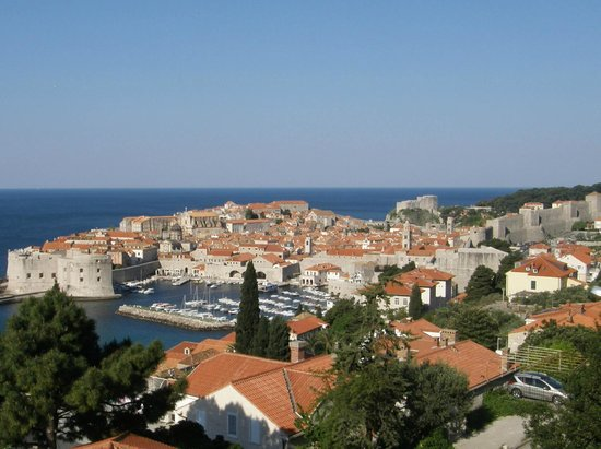 Villa Rosa: Старый город и старый порт