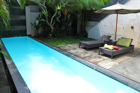 Bali Island Villas & Spa: POOL