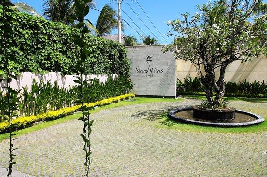 Bali Island Villas & Spa: LOBBY