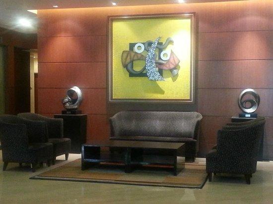Quality Hotel Marlow: Hotel Lobby