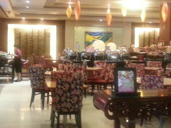 Quality Hotel Marlow : Breakfast Restaurant