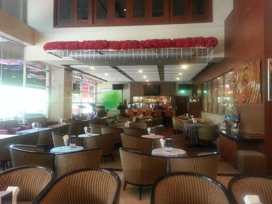 Quality Hotel Marlow : Lobby