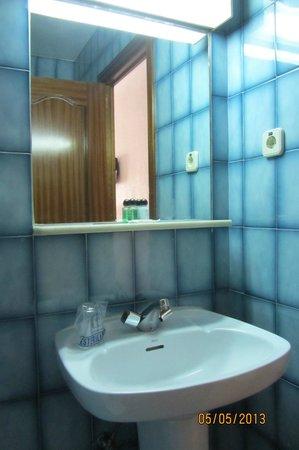 Hostal Veracruz II: Ванная комната