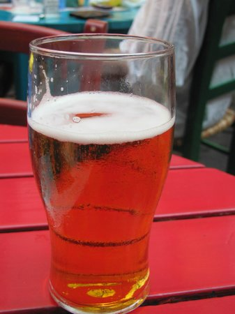 Santa Fé : Thank God for Beer